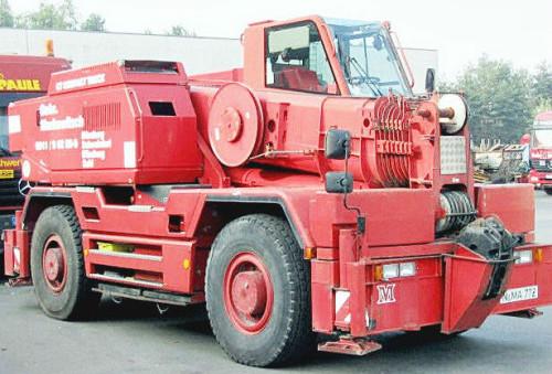 Кран Compact Truck CT2 (40 т) в аренду