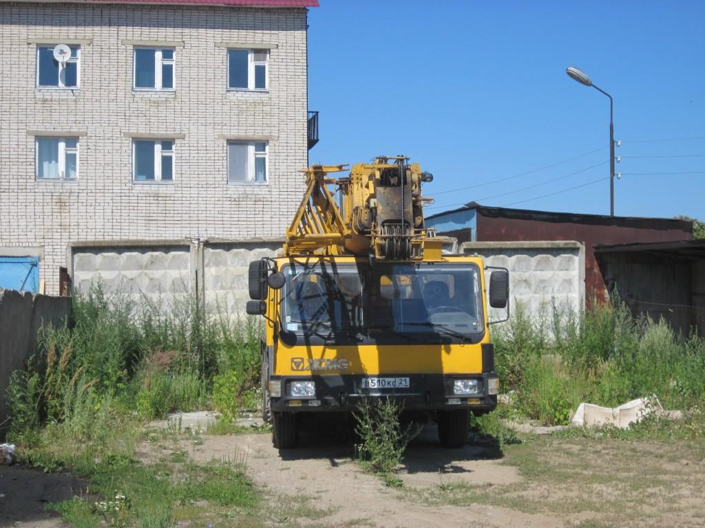 АВТОКРАН XCMG QY25K 32 т