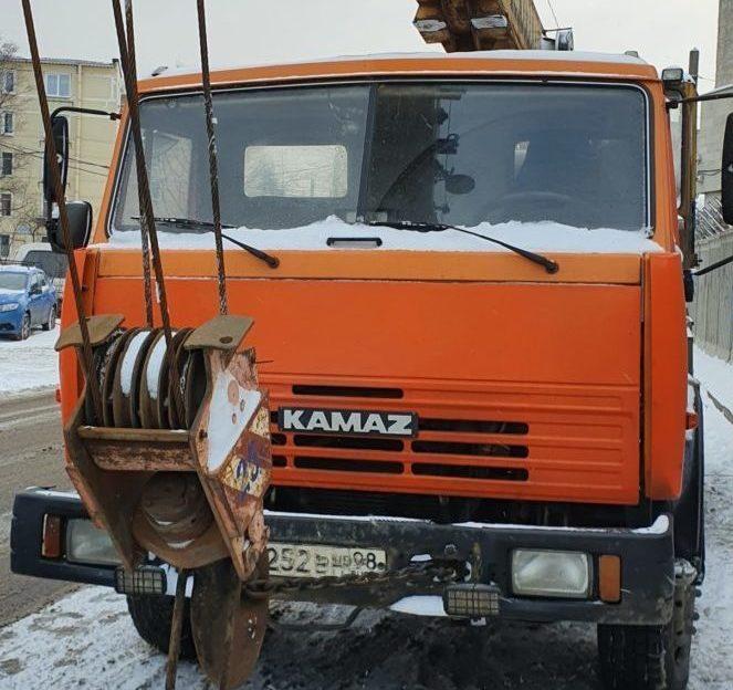 Автокран Ивановец КС-45717К-3 (25 тонн)